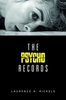 The Psycho Records, Paperback Book