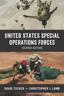 United States Special Operations Forces, Paperback / softback Book