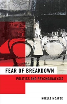 Fear of Breakdown : Politics and Psychoanalysis, Paperback / softback Book