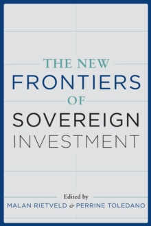 New Frontiers of Sovereign Investment, EPUB eBook