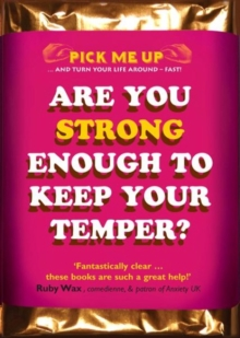 Are You Strong Enough To Keep Your Temper?, Paperback Book