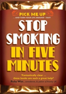 Stop Smoking in Five Minutes, Paperback Book