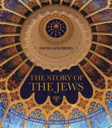 Story of the Jews, Hardback Book