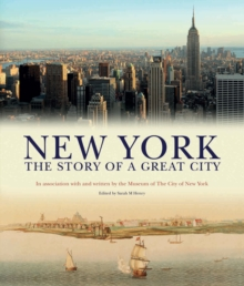 New York: The Story of a Great City, Hardback Book