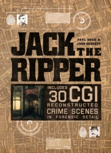 Jack the Ripper, Hardback Book