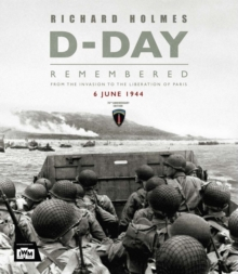 IWM D-Day, Hardback Book