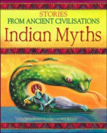 Indian Myths : Stories from Ancient Civilisations, Paperback Book
