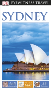 DK Eyewitness Travel Guide Sydney, Paperback Book
