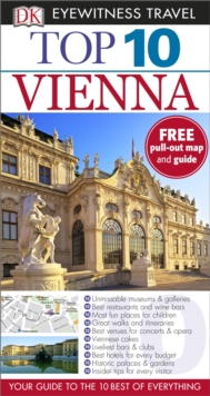 Top 10 Vienna, Paperback Book