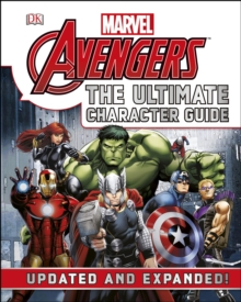 Marvel the Avengers the Ultimate Character Guide, Hardback Book
