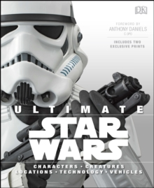 Ultimate Star Wars, Hardback Book