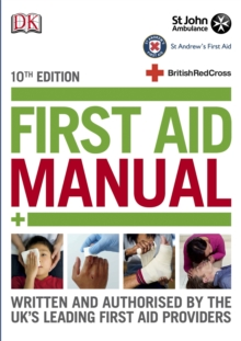 First Aid Manual, PDF eBook