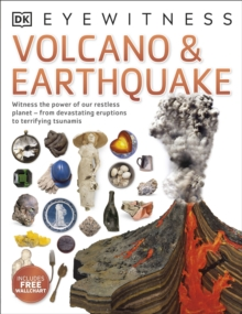 Volcano & Earthquake, Paperback Book