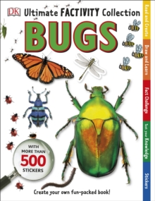 Bugs Ultimate Factivity Collection : Create your own Fun-packed Book!, Paperback / softback Book