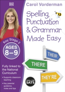 Made Easy Spelling, Punctuation and Grammar (KS2), Paperback Book