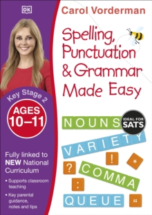 Spelling, Punctuation and Grammar Made Easy Ages 10-11 Key Stage 2, Paperback / softback Book