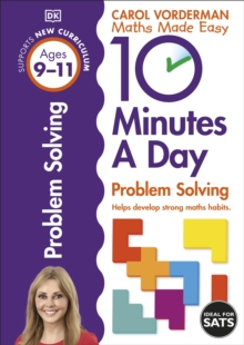 10 Minutes a Day Problem Solving KS2 Ages 9-11, Paperback Book