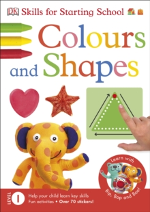 Colours and Shapes, Paperback Book