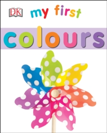 My First Colours, Board book Book