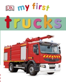 My First Trucks, Board book Book