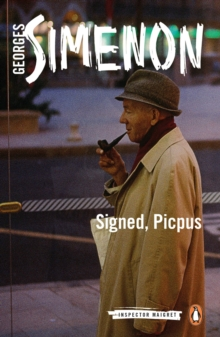 Signed, Picpus : Inspector Maigret #23, Paperback / softback Book