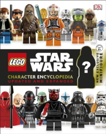 LEGO (R) Star Wars (TM) Character Encyclopedia Updated and Expand : With Minifigure, Mixed media product Book