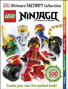 LEGO (R) Ninjago Ultimate Factivity Collection, Paperback Book