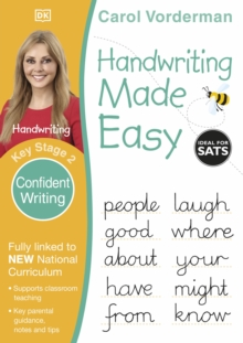 Handwriting Made Easy Ages 7-11 Key Stage 2 Confident Writing, Paperback / softback Book