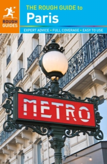 The Rough Guide to Paris, Paperback Book
