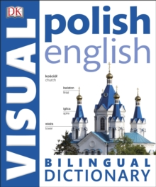 Polish English Bilingual Visual Dictionary, Paperback Book