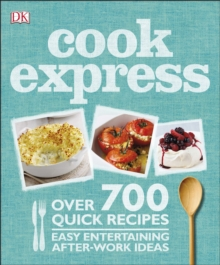 Cook Express, Paperback / softback Book