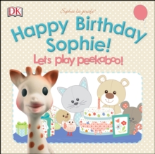 Happy Birthday Sophie! Pop-Up Peekaboo!, EPUB eBook