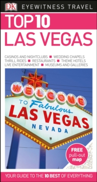 Top 10 Las Vegas, Paperback Book