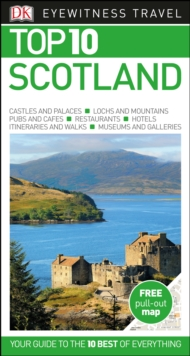 Top 10 Scotland, Paperback Book