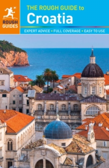 The Rough Guide to Croatia, Paperback Book
