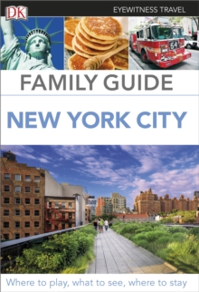 Family Guide New York City, Paperback Book