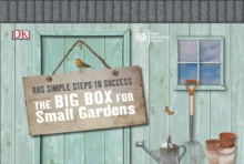 RHS Big Box for Small Gardens, Mixed media product Book