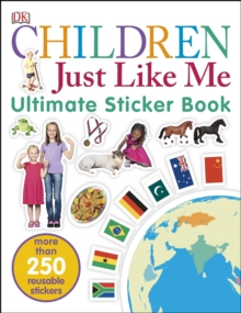 Children Just Like Me Ultimate Sticker Book, Paperback Book