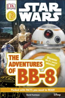 Star Wars The Adventures of BB-8, Hardback Book