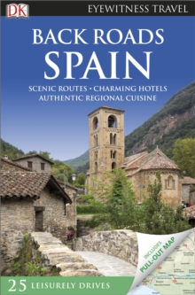 Back Roads Spain, Paperback Book