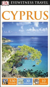 DK Eyewitness Travel Guide Cyprus, Paperback Book