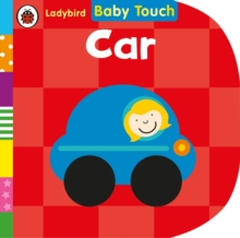 Baby Touch: Car, Board book Book
