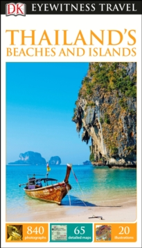 DK Eyewitness Travel Guide Thailand's Beaches and Islands, Paperback / softback Book