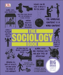 The Sociology Book : Big Ideas Simply Explained, EPUB eBook