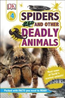 Spiders and Other Deadly Animals, Hardback Book