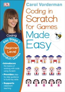 Coding in Scratch for Games Made Easy, Paperback Book