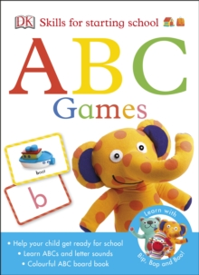 ABC Games, Mixed media product Book