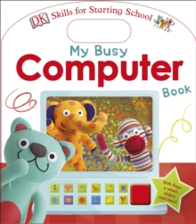 My Busy Computer Book, Board book Book