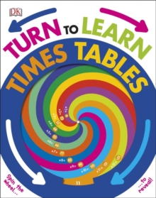 Turn to Learn Times Tables, Board book Book