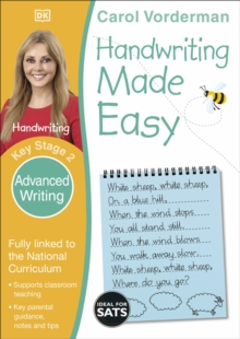Handwriting Made Easy Advanced Writing, Paperback Book